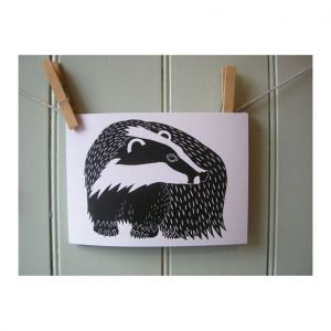 Badger-card
