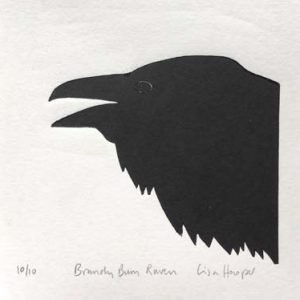 Brandy Burn Raven